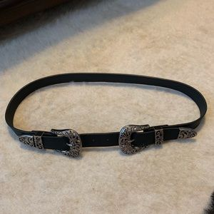 Accessories - western inspired belt